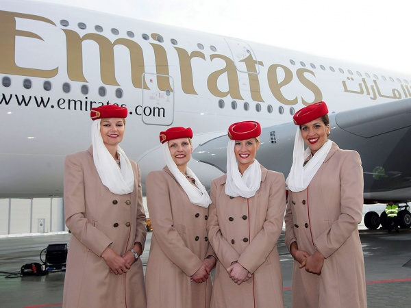 Emirates признана лучшей авиакомпанией мира, «Аэрофлот» – на 61 месте