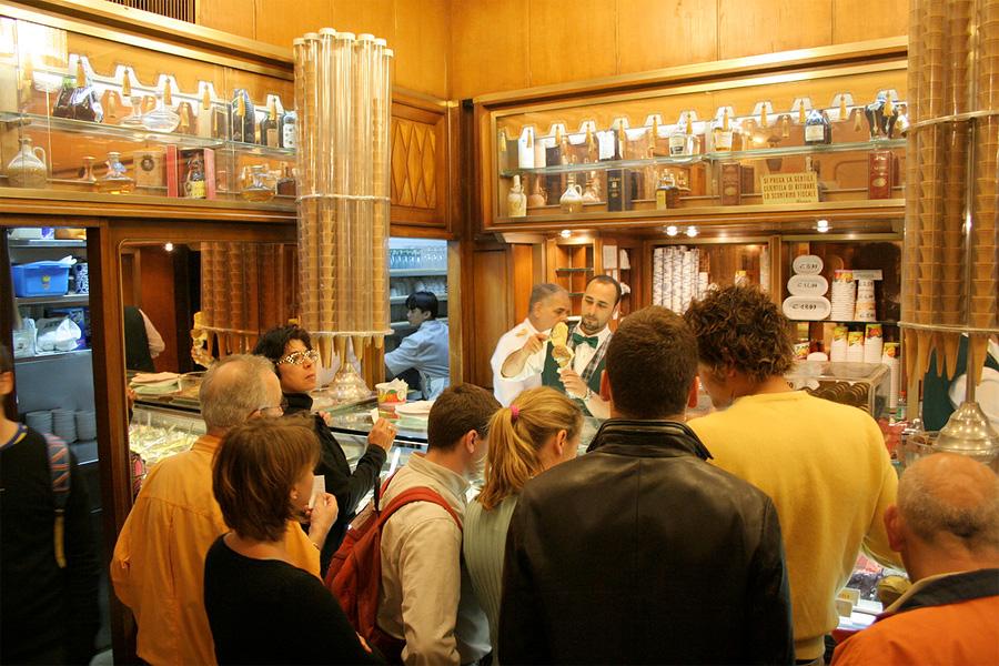 Кафе Giolitti, Рим, Италия, Европа