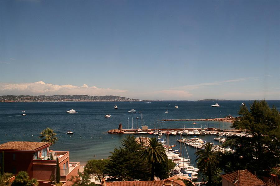 La Moyenne Corniche, Монако, Франция