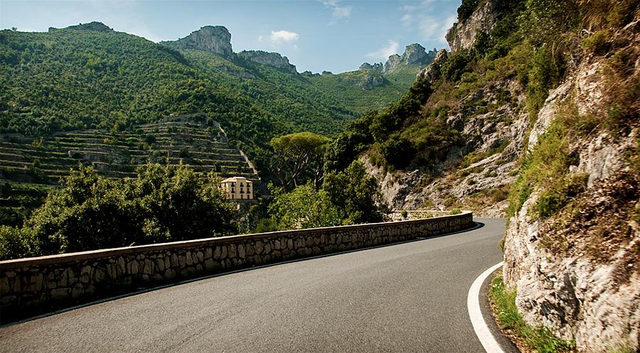 8 самых живописных дорог в Европе