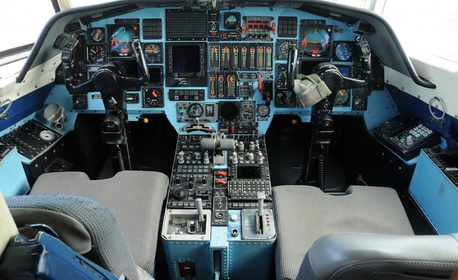 Музей авиации и космонавтики в Ле Бурже, Париж, Франция, Европа