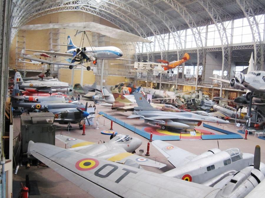 Королевский музей армии и военной истории, Брюссель, Бельгия, Европа