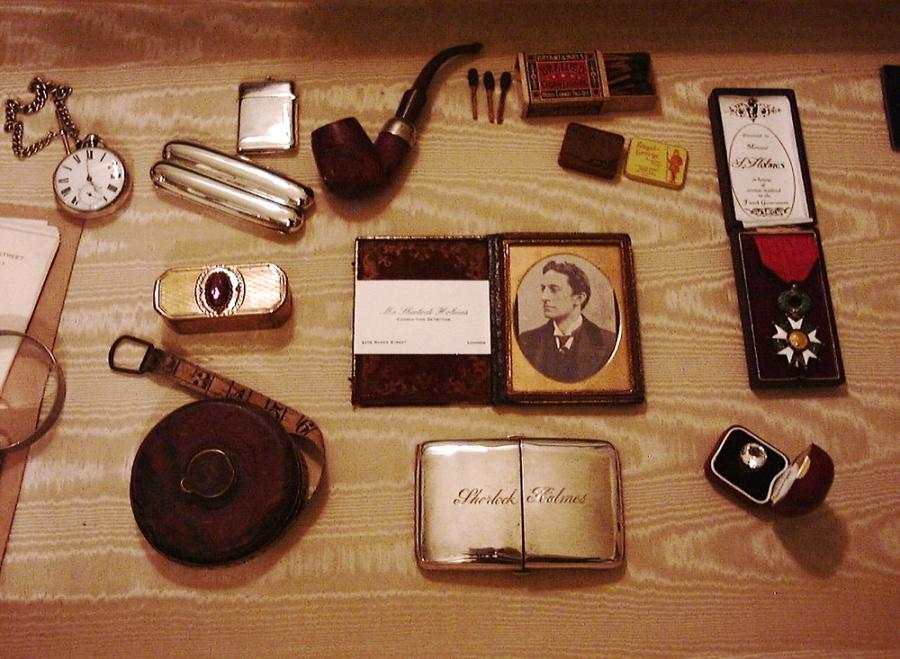 Музей Шерлока Холмса, Лондон, Великобритания, Европа